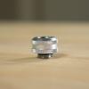 Freeze Fitting ท่ออคริลิค 12mm สีเงิน