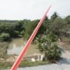 ท่อ PETG ขนาด 14MM สีแดง ยาว 1เมตร