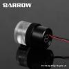 Barrow ปั้มD5 Full cover set ใส-ฝาดำ