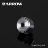 Barrow G1 / 4 manual exhaust valve เงิน-เงิน