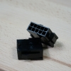 Connector 10Pin ตัวเมีย สีดำ