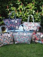 CATH KIDSTON LARGE TRIMMED TOTE BAG