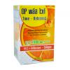 OP พลัส ไวท์ วิตามินซี Vit C 1000 mg. 1 กระปุกมี 30 เม็ด