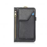 Wallet Style กระเป๋าคาดเอวอเนกประสงค์ ใส่มือถือ และอุปกรณ์ สีดำ
