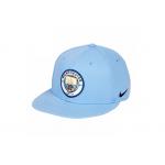 หมวกไนกี้แมนเชสเตอร์ ซิตี้ Core Cap Light Blue ของแท้