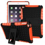 "Hybrid Outdoor Protective Case for iPad mini 1/2/3 7.9"" สีแดง"