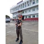 ชุดแฟนซีเด็กตำรวจตัวจิ๋ว ชุดอาชีพในฝัน Size XL