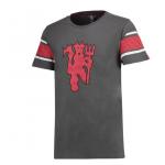 เสื้อทีเชิ้ตแมนเชสเตอร์ ยูไนเต็ด Stretford Star T-Shirt Khak ของแท้