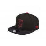 หมวกสแน็ปแบ็คแมนเชสเตอร์ ยูไนเต็ดของแท้ Manchester United New Era Devil 9FIFTY Snapback