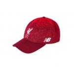 หมวกนิวบาลานซ์ลิเวอร์พูล 2018 2019 สีแดงของแท้