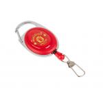พวงกุญแจแมนเชสเตอร์ ยูไนเต็ด Carabiner Keyring ของแท้