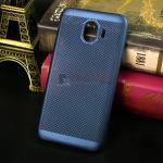 iPaky เคส Samsung Galaxy J4 2018 รุ่น Premuim Case สีน้ำเงิน