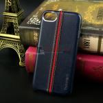 hocar: เคสครอบหลัง สำหรับ iPhone 7 สีน้ำเงิน