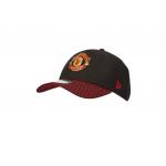 หมวกแก๊ปแมนเชสเตอร์ ยูไนเต็ด New Era 9FORTY Hex Weave Visor ของแท้