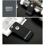 เคสครอบหลัง Apple iPhone 6 Plus รุ่น Rock Series - Navy