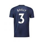เสื้อแมนเชสเตอร์ ยูไนเต็ด 2018 2019 ชุดที่3 Bailly 3 ฟอนท์ EPL ของแท้