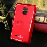 เคส Samsung Galaxy Note Edge ของแท้ 100% รุ่น Jelly Mercury ครอบหลัง สีแดง