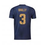 เสื้อแมนเชสเตอร์ ยูไนเต็ด 2018 2019 ชุดที่3 Bailly 3 ฟอนท์ลีกคัพของแท้
