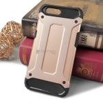 Rugged Hybrid Dual Layer Armor Case Cover For OPPO R11 สีRose Gold