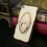 เคสครอบหลัง Hiso For iPhone 7 4.7 นิ้ว สีทอง