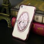 เคสครอบหลัง Hiso For iPhone 7 4.7 นิ้ว สีชมพู