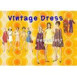 Vintage dress & 2nd hand dress