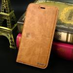 Luxury Xundd Leather Case For OPPO R9s Plus: Brown