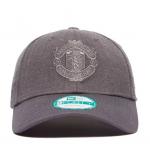 หมวกแก๊ปแมนเชสเตอร์ ยูไนเต็ด New Era FC 9FORTY Cap สั่งติดชื่ออักษรย่อส่วนตัวได้ 3 ตัวอักษรของแท้