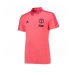 เสื้อโปโลแมนเชสเตอร์ ยูไนเต็ด Training Polo สีชมพูของแท้