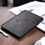 XUNDD Gra Series เคส iPad Pro 10.5 งานหนังเรียบบาง สีดำ