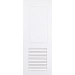ประตู upvc รุ่น บานเกล็ด PL004