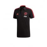 เสื้อโปโลแมนเชสเตอร์ ยูไนเต็ด Training Polo สีดำของแท้