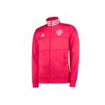 เสื้อแจ็คเก็ตแมนเชสเตอร์ ยูไนเต็ด 3 Stripe Track Top ของแท้