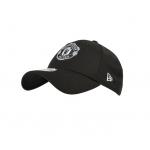 หมวกแก๊ปแมนเชสเตอร์ ยูไนเต็ด New Era Tonal 9FORTY สีดำของแท้