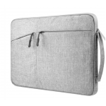 - กระเป๋าใส่ iPad / Samsung 10 นิ้ว สีเทา