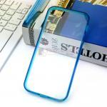 เคส iPhone 5/5s/SE NX CASE Premuim TPU สีฟ้า