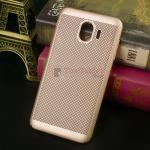 iPaky เคส Samsung Galaxy J4 2018 รุ่น Premuim Case สีทอง