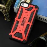 เคสกันกระแทกสำหรับApple iPhone 6 / 6S New!! สีแดงเคฟล่า