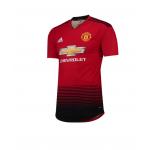 เสื้อแมนเชสเตอร์ ยูไนเต็ด 2018 2019 ทีมเหย้า เวอร์ชันนักเตะออเธนทิคของแท้