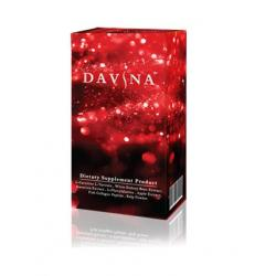 ดาวิน่า (Davina) ผลิตภัณฑ์เสริมอาหาร Davina Brand กล่องเดียว เพรียวกระชับ ขาวไบร์ท ใสปิ๊ง ดาวิน่า ให้คุณสวยได้ครบทุกมิติ แบบ No YOYO EFFECT