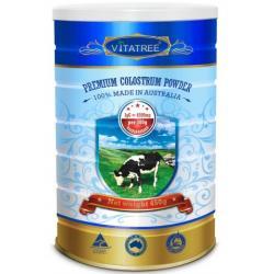 นมโคลอสตรุ้ม ยี่ห้อไวต้าทรี Vitatree Colostrum Milk Powder 4500mg นำเข้าจากออสเตเลีย มีอย.ไทย