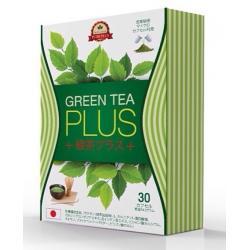 กรีนทีพลัส (Green Tea Plus) by Natural Pure Plus ผลิตภัณฑ์เสริมอาหารลดน้ำหนัก หุ่นเด้ง เป๊ะ เวอร์ ลดทุกสัดส่วน ออกรายการตื่นมาคุย วูดดี้!