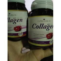 Colla Rich Collagen คอลลาริช คอลลาเจน 2 กระปุก 580 บาท ส่งฟรี kerry