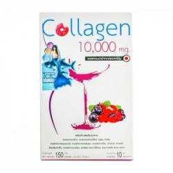 Donut Collagen 10000mg Mix Berry Flavor 10 ซอง