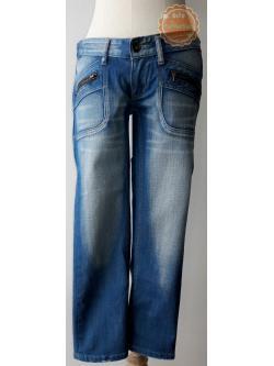 P12:2nd hand pants กางเกงยีนส์สีสวย