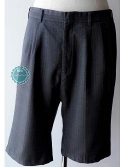P10:2nd hand pants กางเกงขาสั้นโทนสีเทา