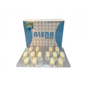 Alena Gluta Plus เอเลนน่า กลูต้า พลัส 1 กล่องมี 14 เม็ด