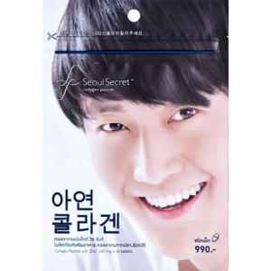 โซล ซีเครท ฟอร์ เมน Seoul Secret For Men คอลลาเจนสำหรับผู้ชาย 60 เม็ด