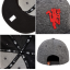 หมวกสแน็ปแบ็คแมนเชสเตอร์ ยูไนเต็ด New Era 9FIFTY Red Devil Snapback Cap ของแท้ thumbnail 4