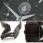 นาฬิกาข้อมือแมนเชสเตอร์ ซิติ้ Stainless Steel Chronograph Watch ของแท้ thumbnail 4